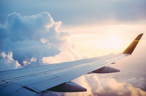 vliegtuig-uitzicht