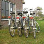 Onderhoud van een fiets
